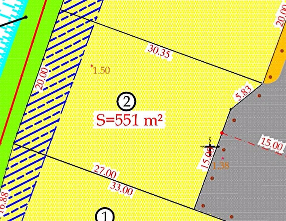 Terrains du constructeur L ADRESSE CHALLANS • 551 m² • LE PERRIER