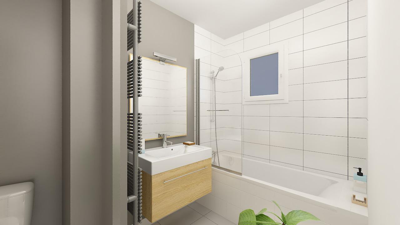 Maisons + Terrains du constructeur MAISONS PHENIX • 90 m² • FONTENAY TRESIGNY