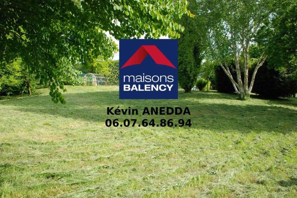 Terrains du constructeur MAISONS BALENCY • 817 m² • FORET LA FOLIE