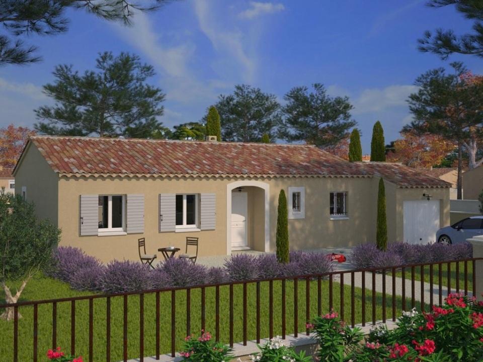 Maisons + Terrains du constructeur MAISONS FRANCE CONFORT • 103 m² • CUGNAUX
