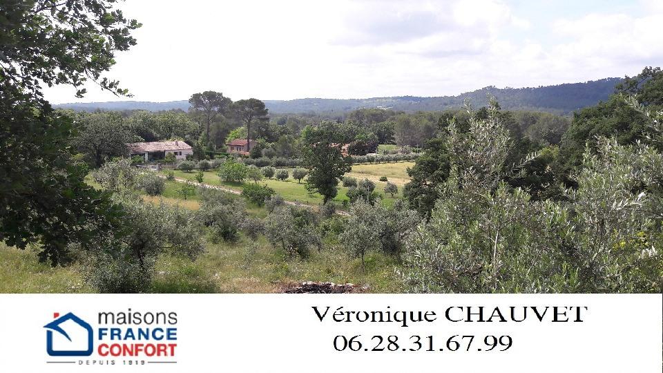 Terrains du constructeur MAISONS FRANCE CONFORT • 2500 m² • FIGANIERES