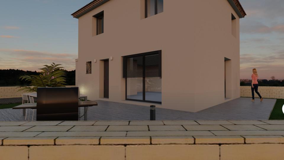 Maisons + Terrains du constructeur MAISONS BALENCY • 85 m² • GAREOULT