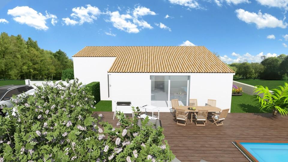 Maisons + Terrains du constructeur MAISONS BALENCY • 83 m² • FLASSANS SUR ISSOLE