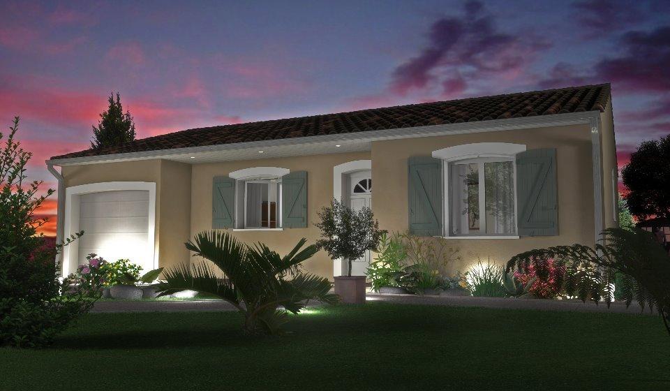 Maisons + Terrains du constructeur OC RESIDENCES • 72 m² • NARBONNE