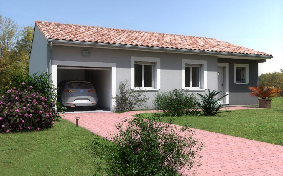 Maisons + Terrains du constructeur OC RESIDENCES • 88 m² • FABREZAN