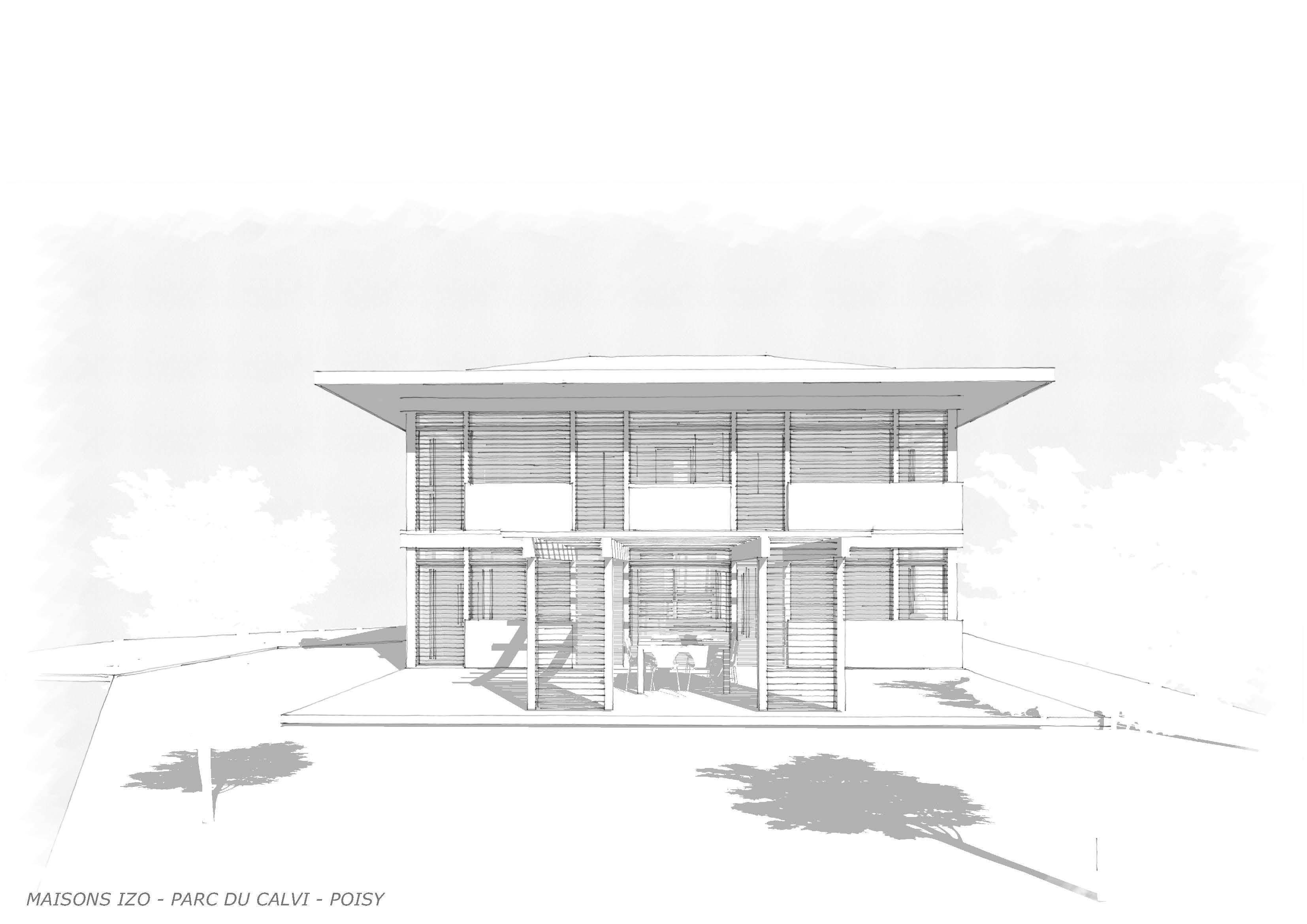 Maisons + Terrains du constructeur GROUPE DUNOYER • 140 m² • ANNECY LE VIEUX