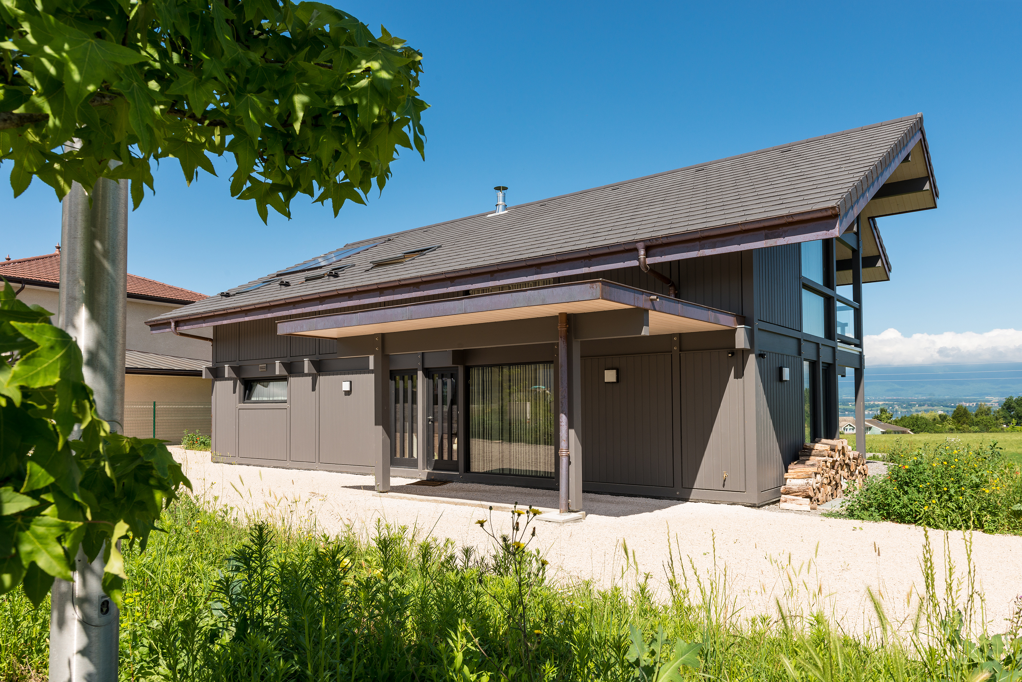 Maisons + Terrains du constructeur GROUPE DUNOYER • 140 m² • BOURDEAU
