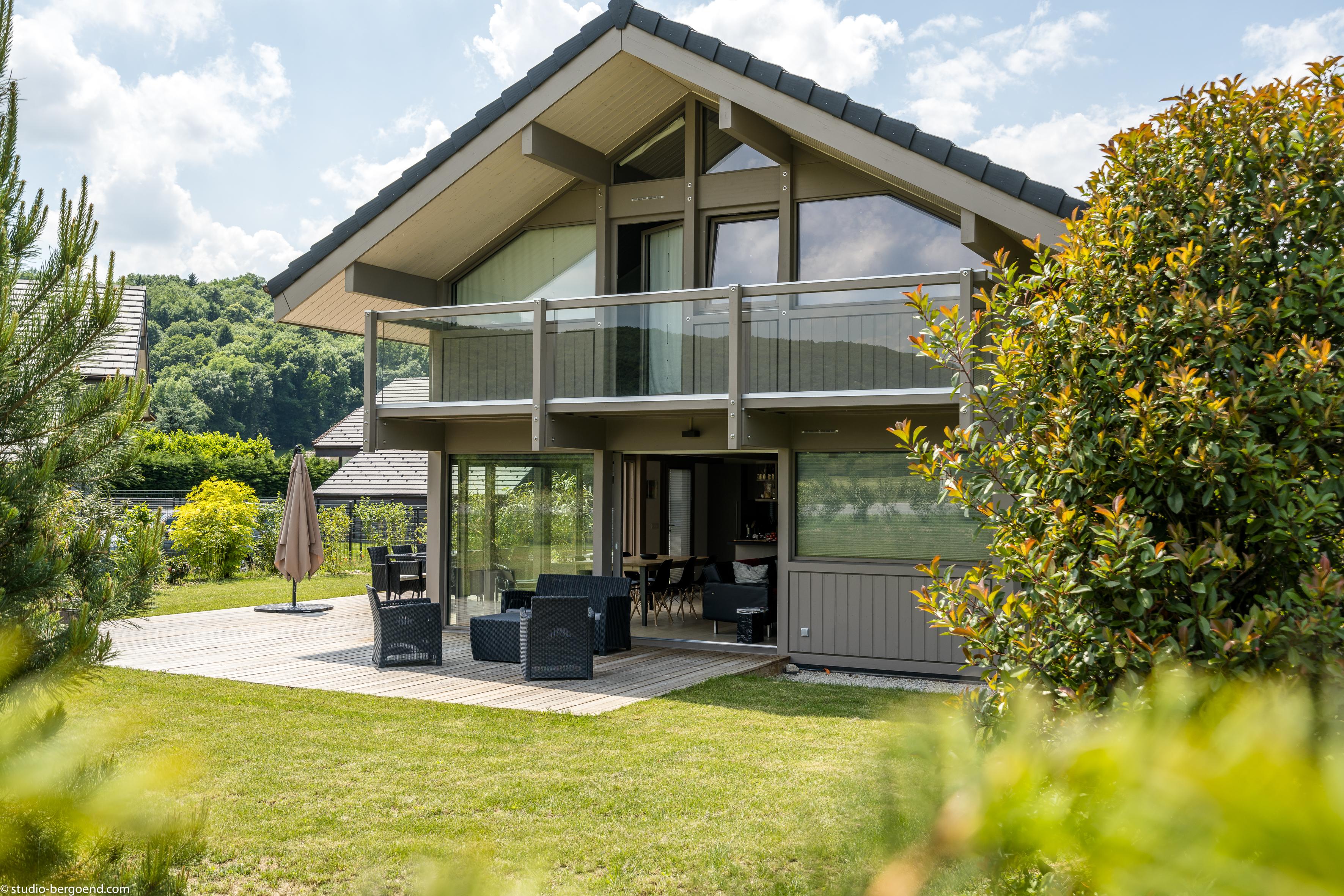 Maisons + Terrains du constructeur GROUPE DUNOYER • 125 m² • ARGONAY