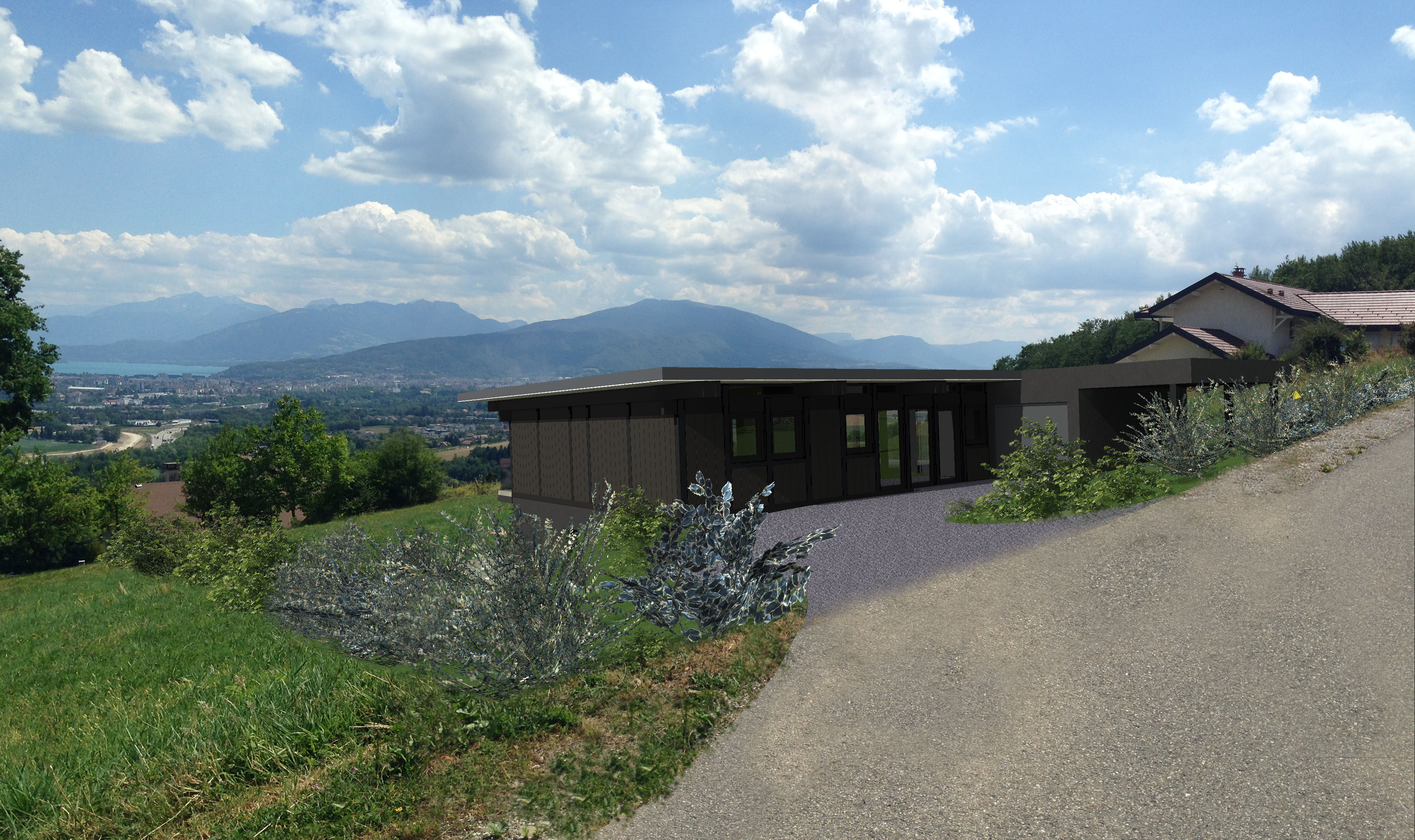 Maisons + Terrains du constructeur GROUPE DUNOYER • 200 m² • PRINGY