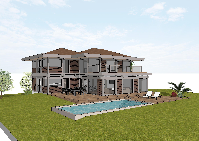 Maisons + Terrains du constructeur GROUPE DUNOYER • 250 m² • ANNECY LE VIEUX