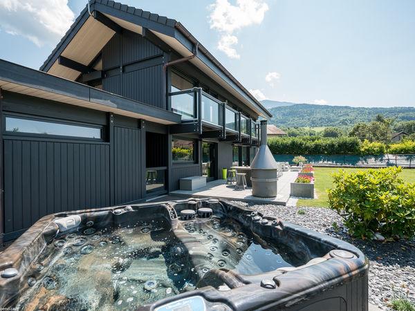 Maisons + Terrains du constructeur GROUPE DUNOYER • 160 m² • MESSERY