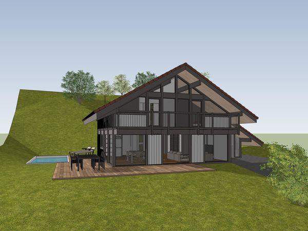 Maisons + Terrains du constructeur GROUPE DUNOYER • 150 m² • LE BOURGET DU LAC