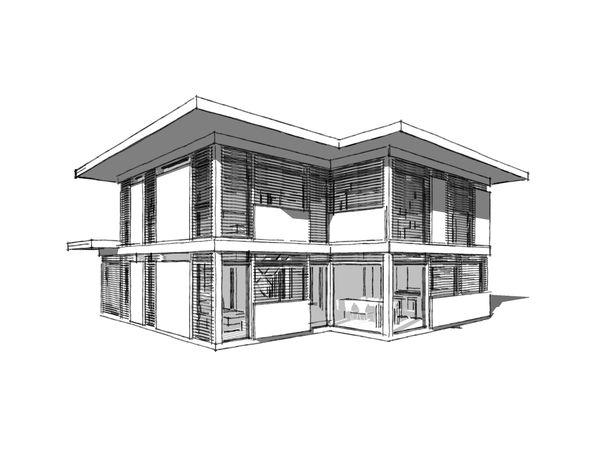 Maisons du constructeur GROUPE DUNOYER • 150 m² • EVIAN LES BAINS