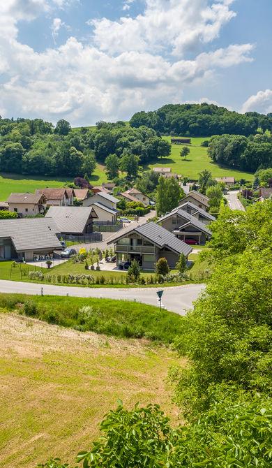 Maisons du constructeur GROUPE DUNOYER • 105 m² • SILLINGY