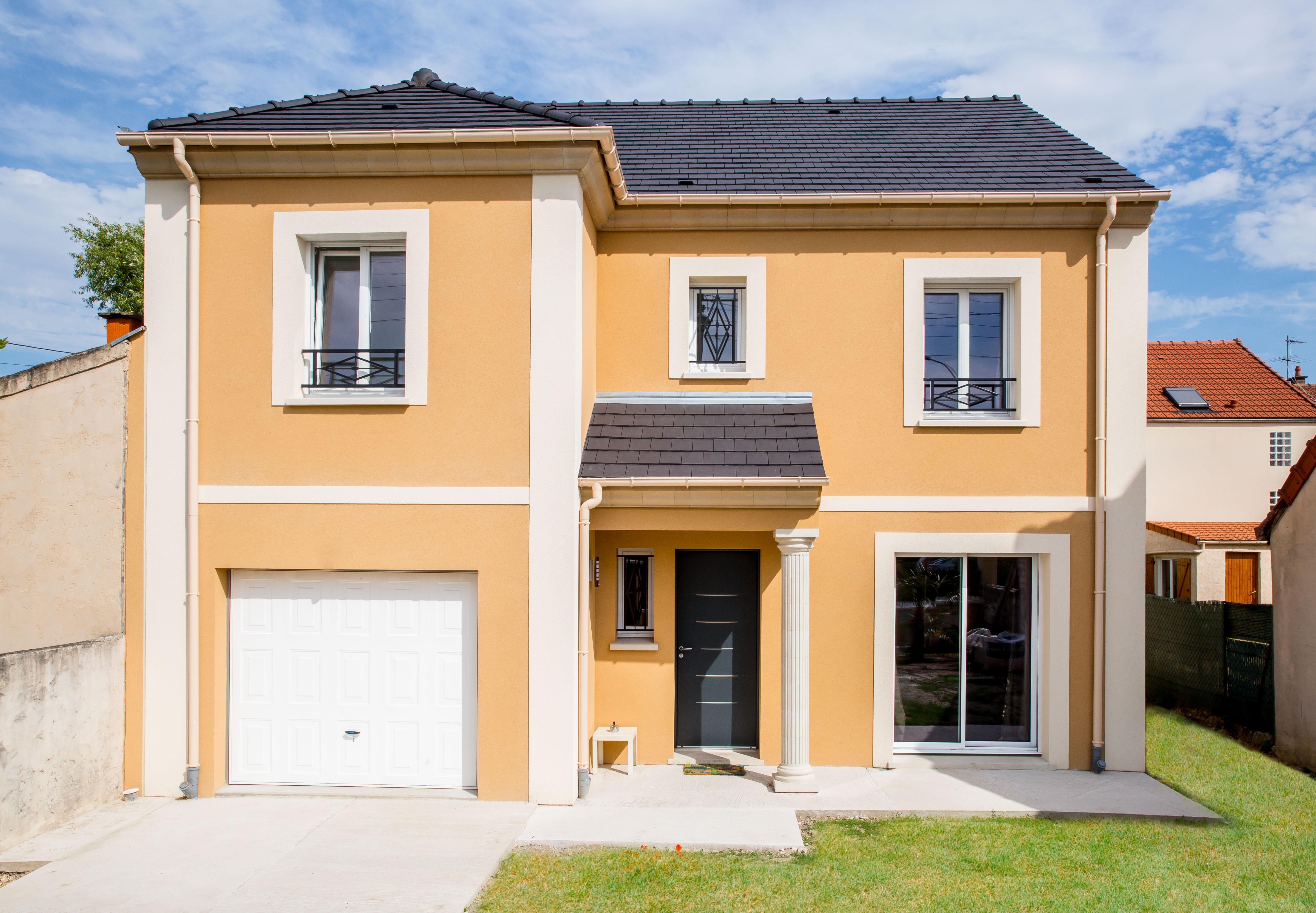 Terrains du constructeur MAISONS ERMI • 520 m² • BEAUMONT SUR OISE