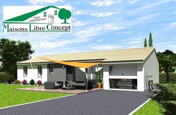 Maisons du constructeur STARBAT • 100 m² • OPTEVOZ