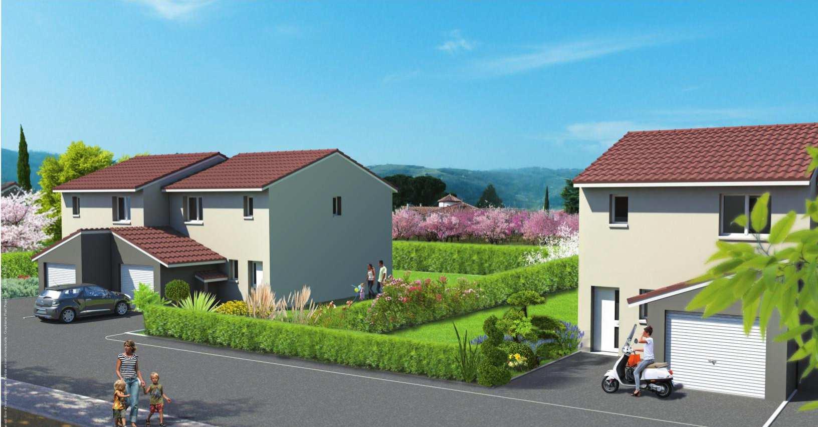 Maisons du constructeur STARBAT • 92 m² • SABLONS