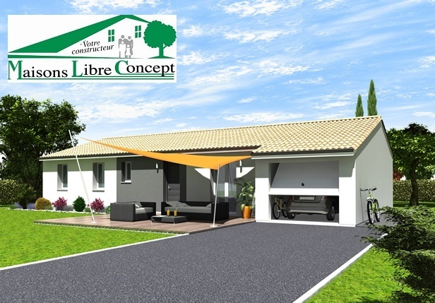 Maisons du constructeur STARBAT • 100 m² • SAINT MARTIN DU FRENE