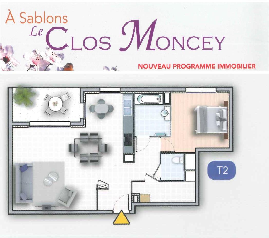 Maisons du constructeur STARBAT • 49 m² • SABLONS