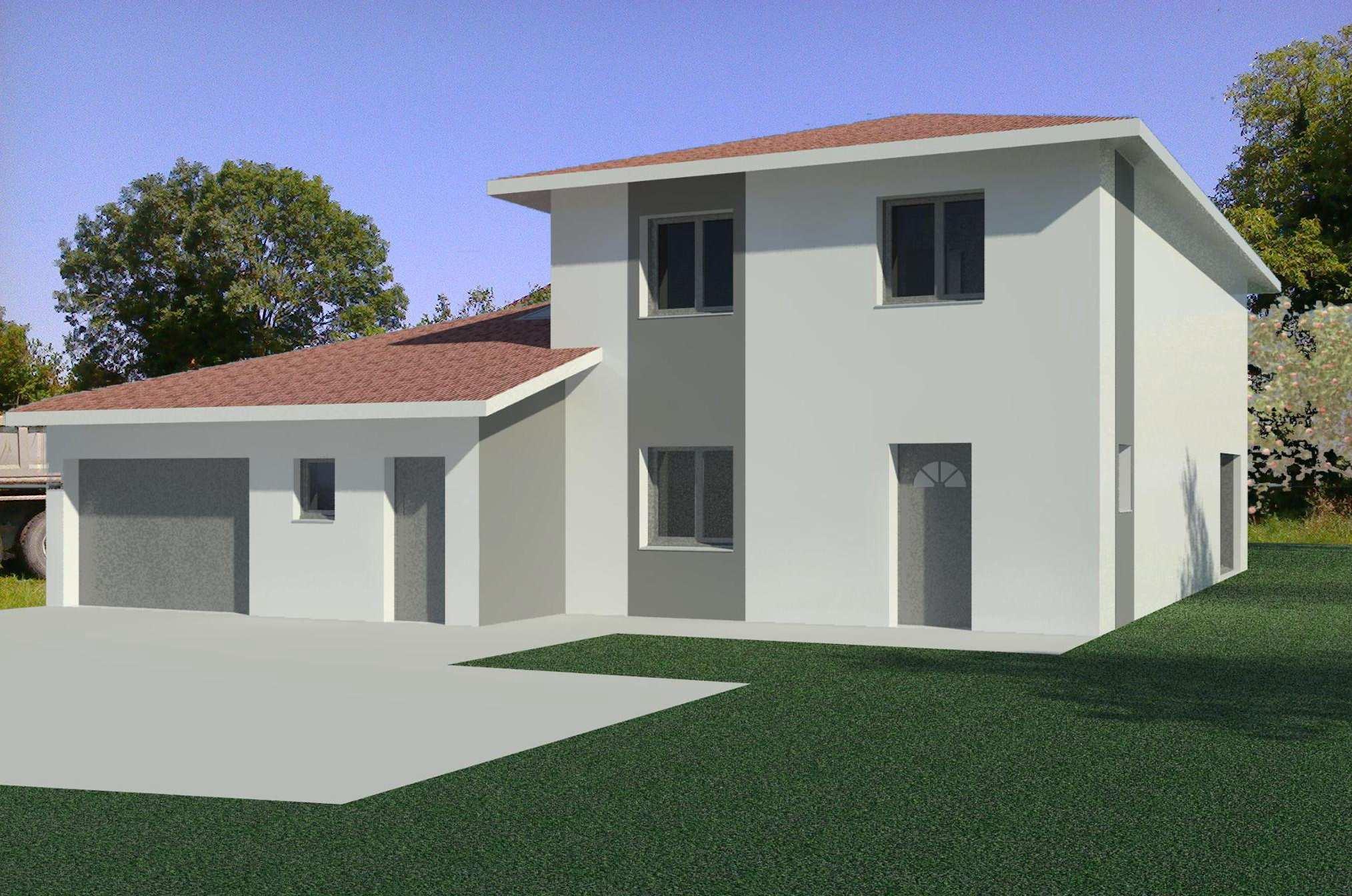 Maisons du constructeur STARBAT • 92 m² • TOUSSIEUX