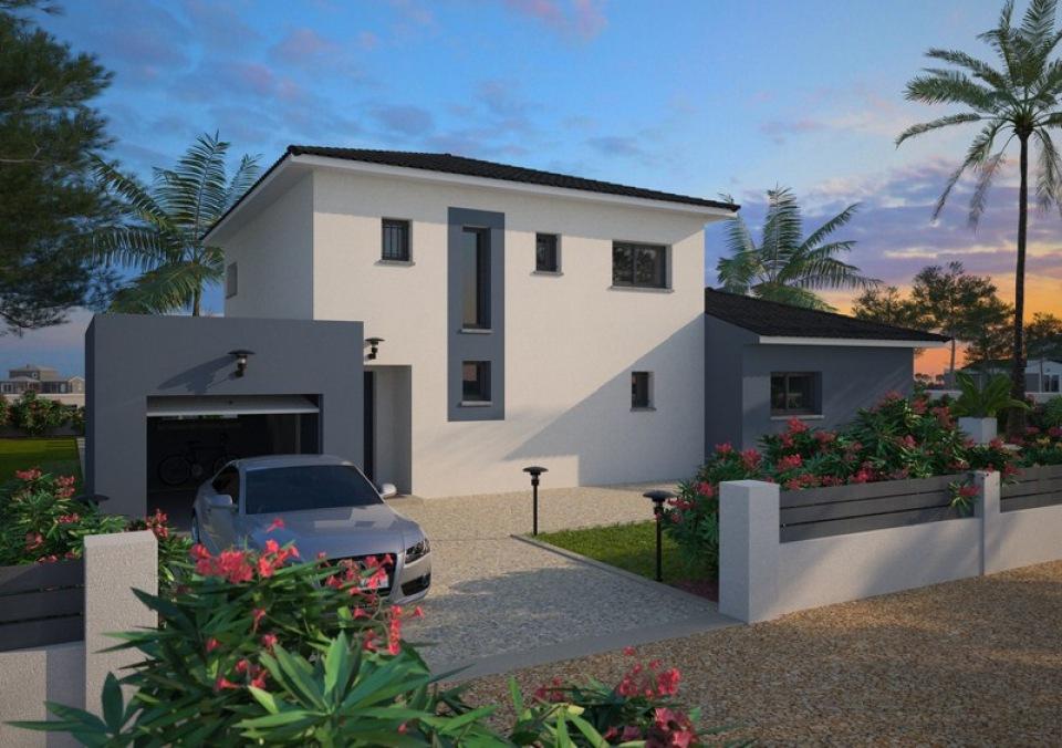 Maisons + Terrains du constructeur MAISONS FRANCE CONFORT • 90 m² • TOULOUSE