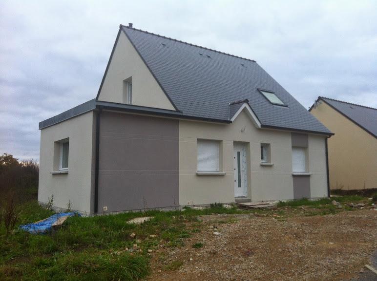 Maisons du constructeur MIKIT • 95 m² • PLOUNEVENTER