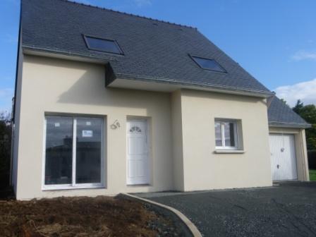 Maisons du constructeur MIKIT • 100 m² • PLOUARZEL