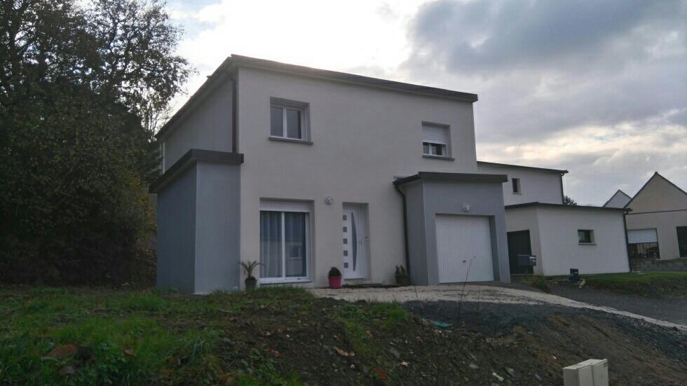 Maisons du constructeur MIKIT • 100 m² • ROSNOEN