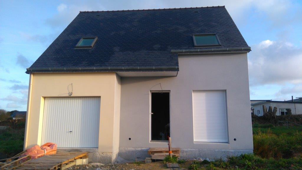 Maisons du constructeur MIKIT • 95 m² • SAINT MARTIN DES CHAMPS