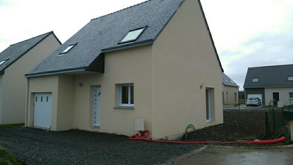 Maisons du constructeur MIKIT • 95 m² • PENCRAN