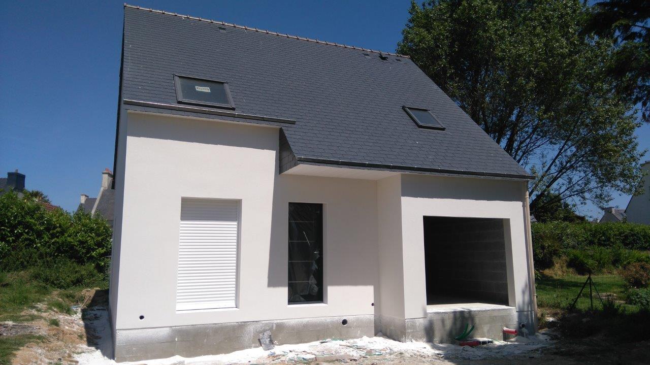 Maisons du constructeur MIKIT • 100 m² • SAINT SERVAIS