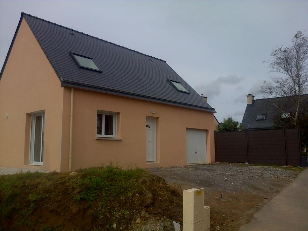 Maisons du constructeur MIKIT • 95 m² • LANNILIS