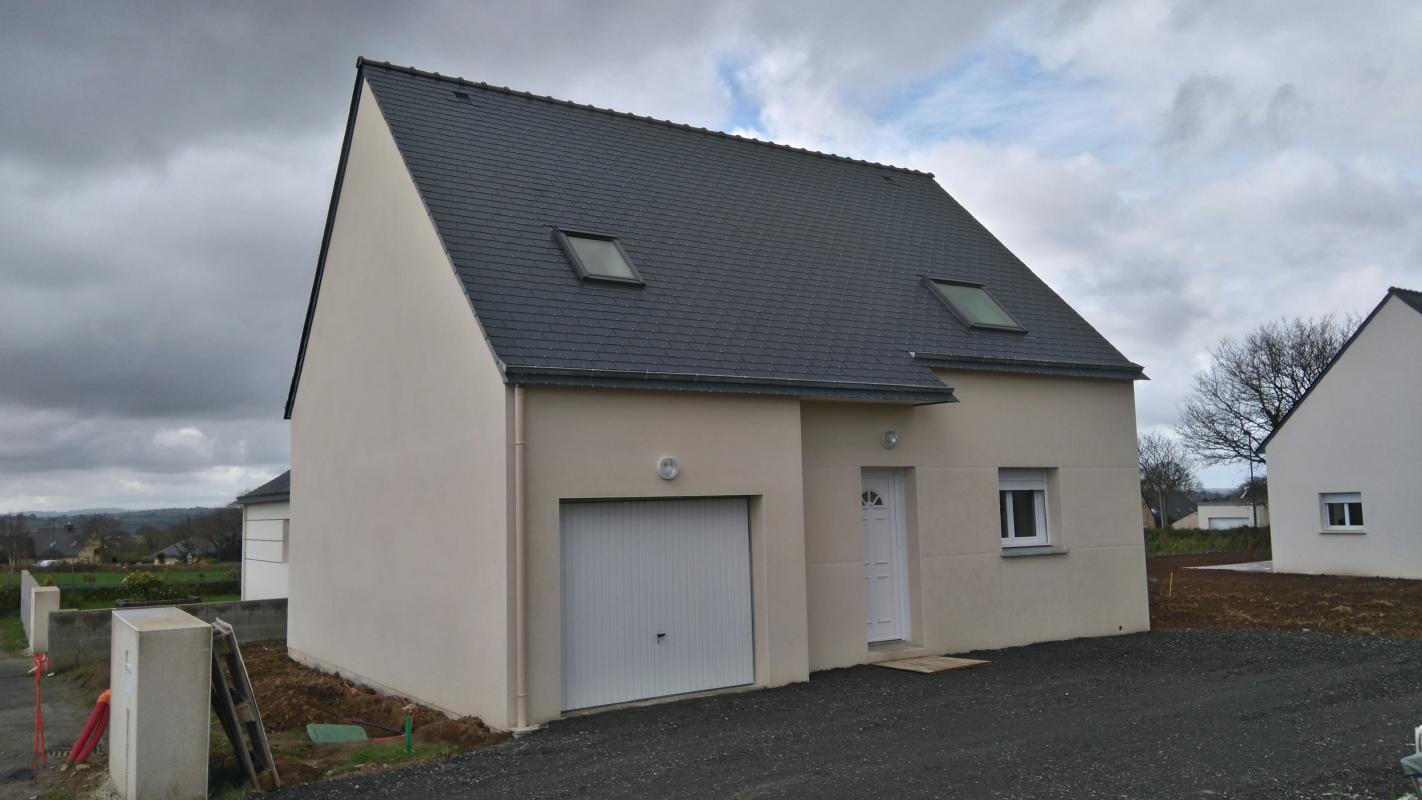 Maisons du constructeur MIKIT • 95 m² • GUILERS