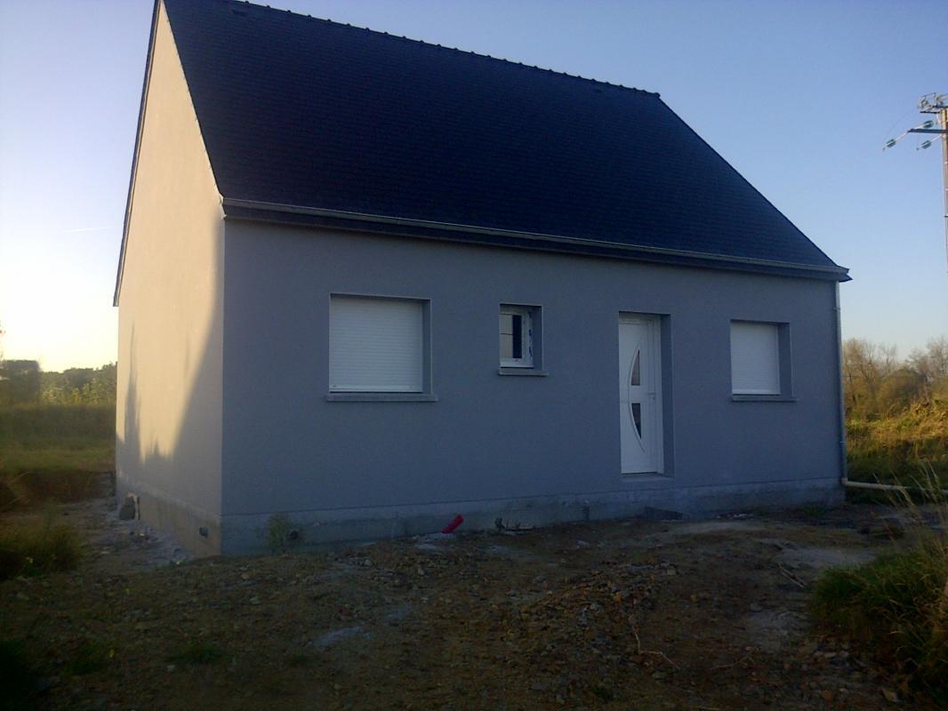 Maisons du constructeur MIKIT • 95 m² • LE FOLGOET