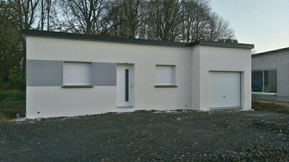 Maisons du constructeur MIKIT • 95 m² • PLOUMOGUER