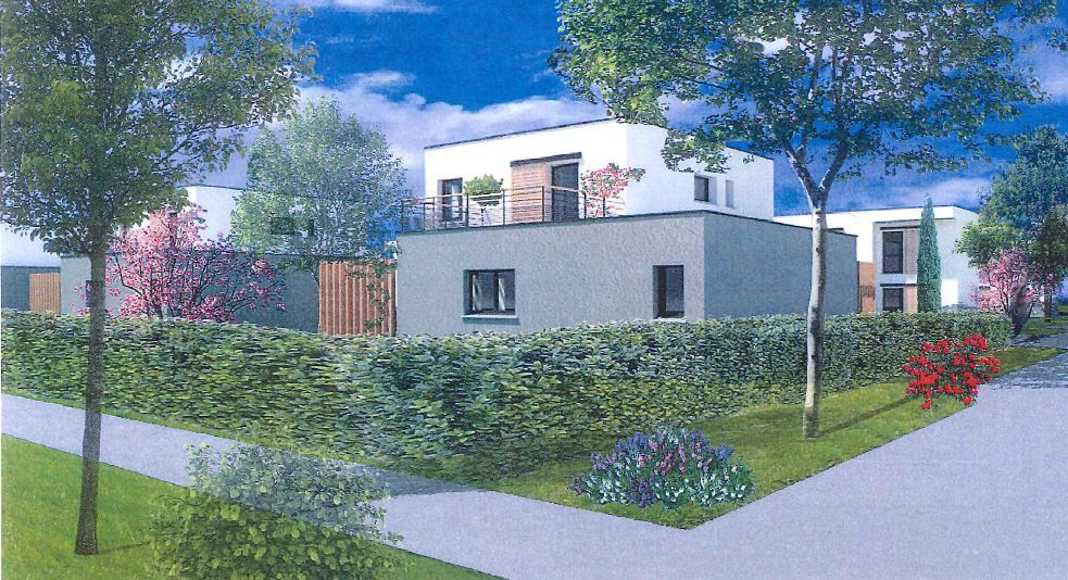 Maisons + Terrains du constructeur IN LOTISS • 101 m² • DOMENE