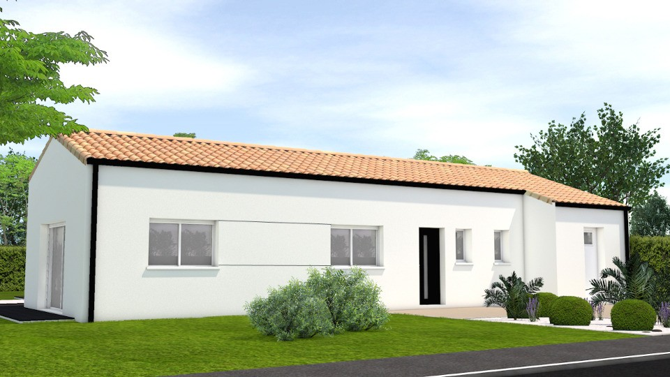 Maisons + Terrains du constructeur LMP CONSTRUCTEUR • 111 m² • JARD SUR MER