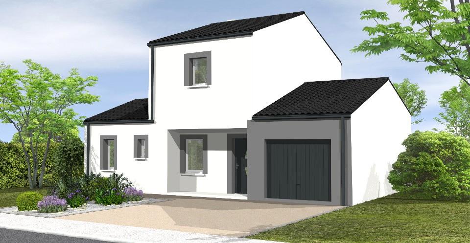 Maisons + Terrains du constructeur LMP CONSTRUCTEUR • 87 m² • JARD SUR MER