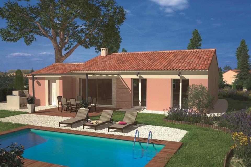 Maisons + Terrains du constructeur LMP CONSTRUCTEUR • 60 m² • MAILLEZAIS