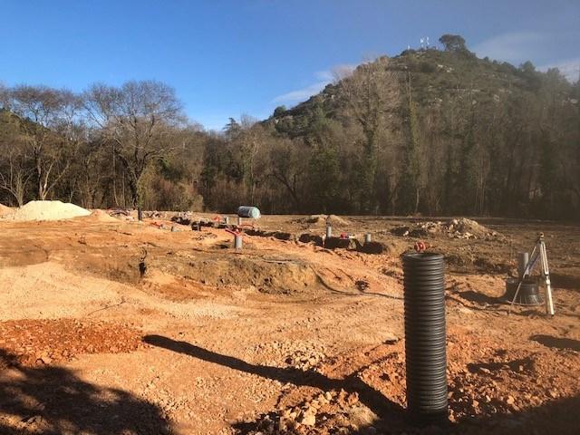 Terrains du constructeur SAS MAISONS BLANCHES • 150 m² • SAINT ZACHARIE