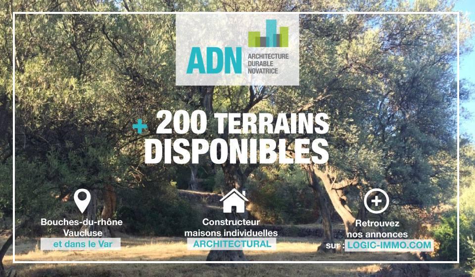 Maisons + Terrains du constructeur ADN CONSTRUCTION • 130 m² • SAINT RAPHAEL