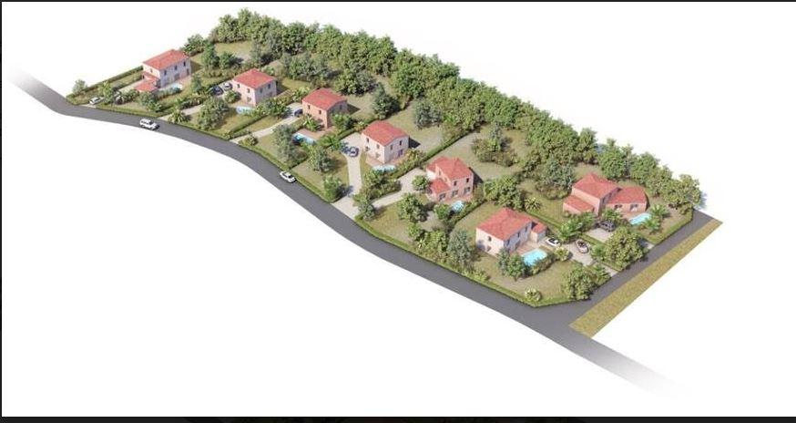 Maisons du constructeur ADN CONSTRUCTION • 228 m² • VIDAUBAN