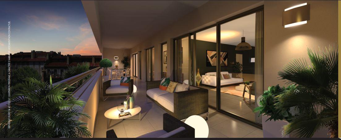 Maisons du constructeur ADN CONSTRUCTION • 66 m² • HYERES