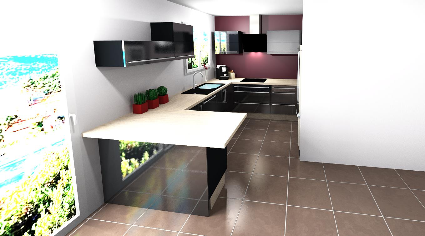 Maisons + Terrains du constructeur SM 11 • 90 m² • CAVANAC