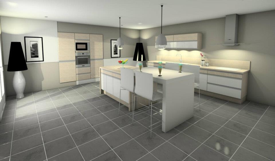 Maisons + Terrains du constructeur SM 11 • 100 m² • LAVALETTE