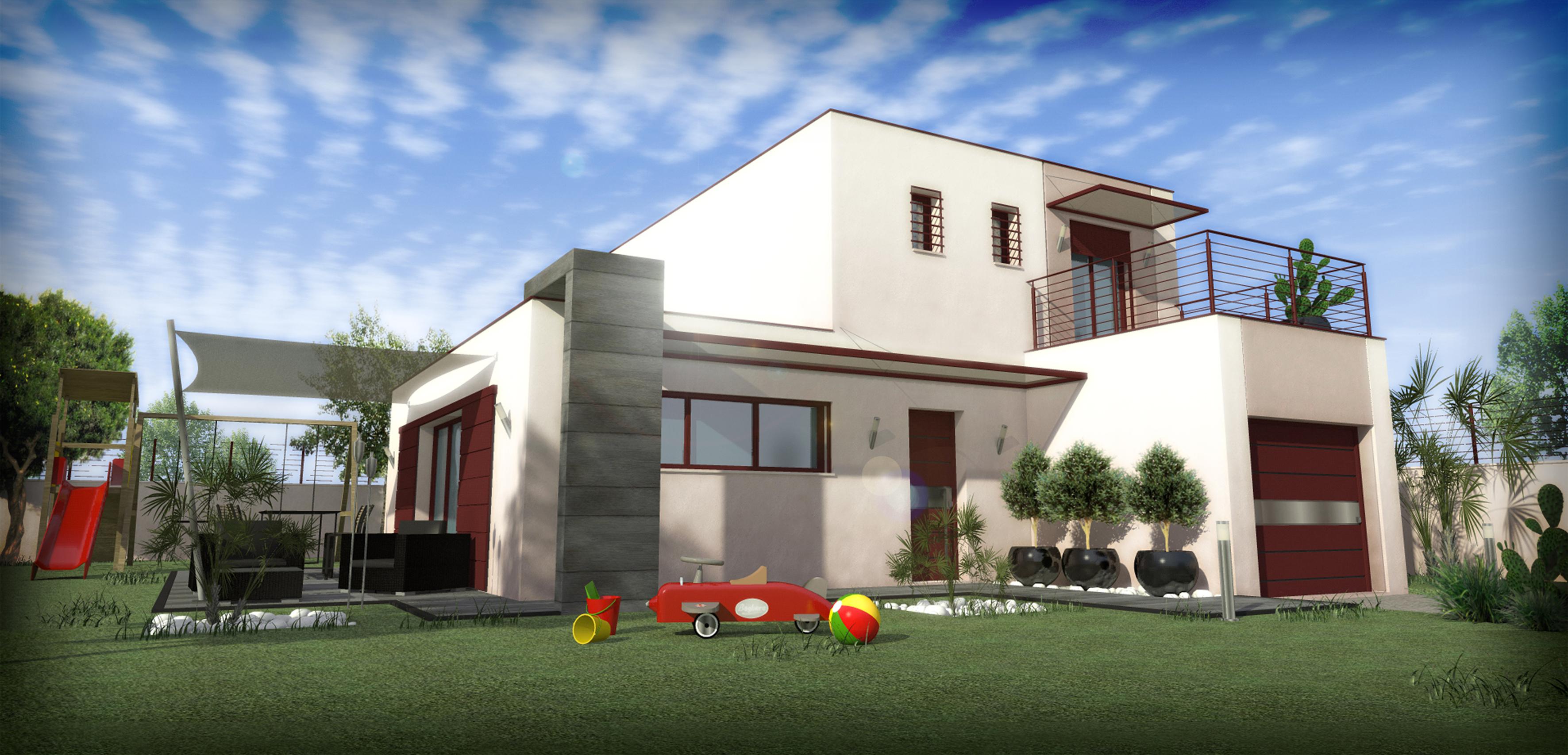 Maisons du constructeur SM 11 • 110 m² • CARCASSONNE