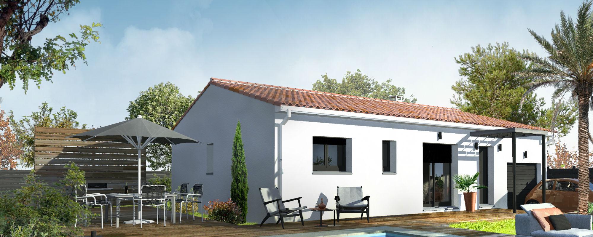 Terrains du constructeur SM 11 • 565 m² • LIMOUX