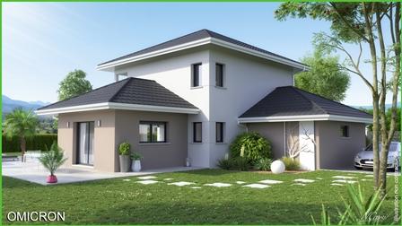 Maisons + Terrains du constructeur MCA • 130 m² • SAINT MARTIN BELLEVUE