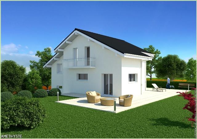Maisons + Terrains du constructeur MCA • 106 m² • NONGLARD