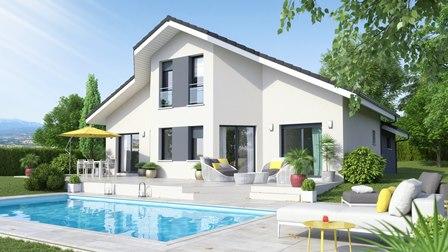 Maisons + Terrains du constructeur MCA • 120 m² • DINGY EN VUACHE